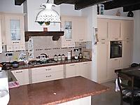 cucina laccata avorio poro aperto