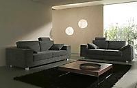 divani moderni con appoggia testa