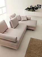 divano con schienali movibili