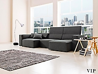 divano con sedute e schienali movibili