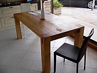 tavolo rovere naturale