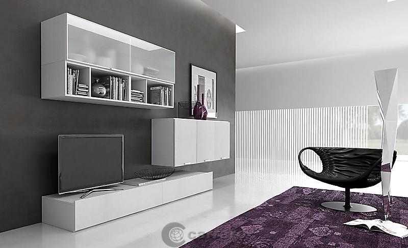 Prodotti categoria zona giorno immagine soggiorno for Composizioni soggiorni moderni