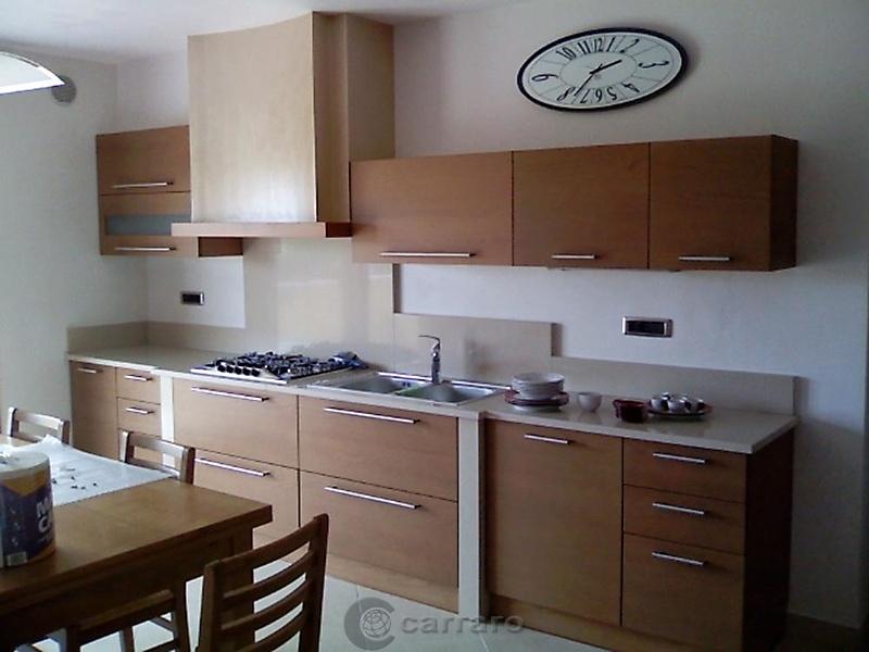 Prodotti - Categoria: Cucine moderne - Immagine: cucina in ciliegio ...