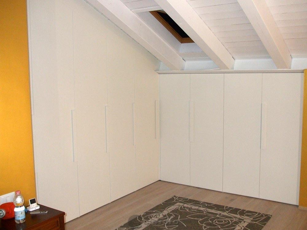 Prodotti   categoria: camere   immagine: armadio a muro obliquo ...