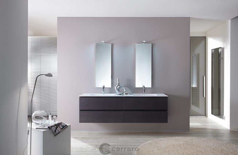 Prodotti - Categoria: Arredo bagno - Immagine: bagno con due lavabi ...