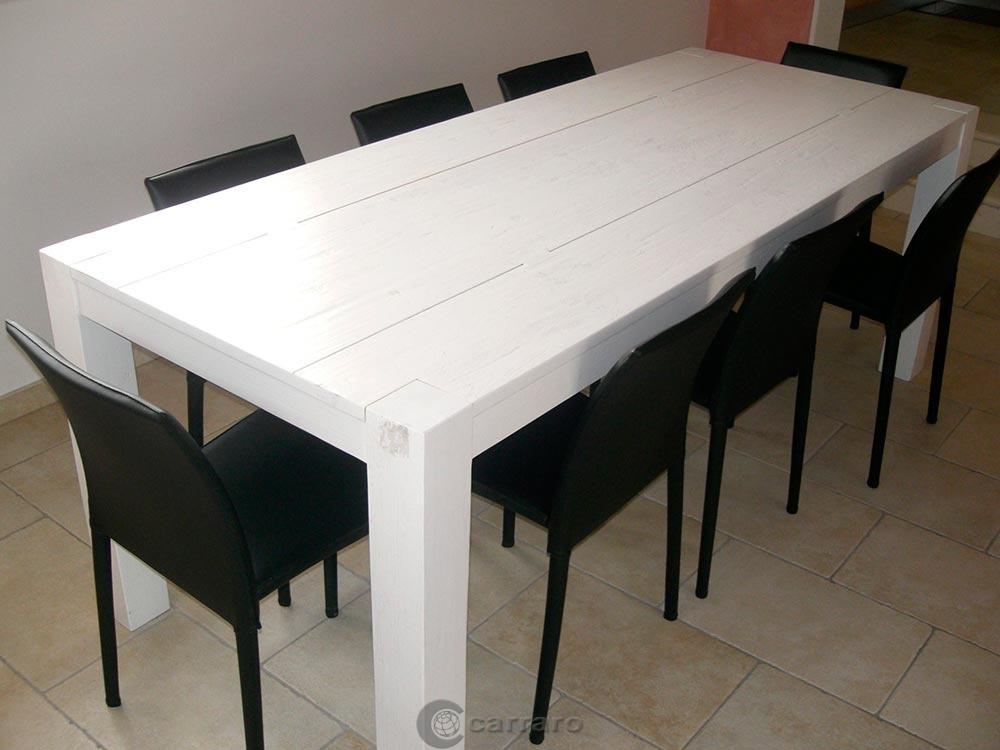 Prodotti - Categoria: Tavoli - Immagine: tavolo rovere - Arredamenti ...